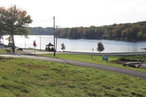 View of Treasure Lake