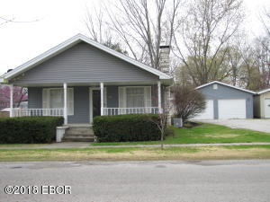 417 S Jefferson, Salem, IL 62881