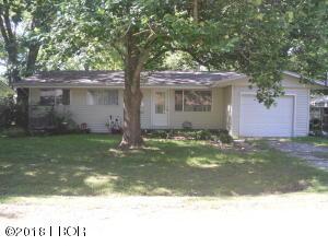 317 E Jennings Street, Salem, IL 62881
