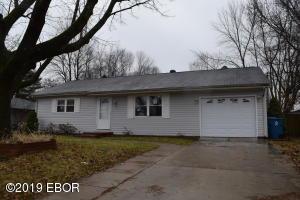 1519 Ruthann Drive, Centralia, IL 62801