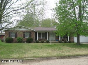 149 Northwood Lane, Salem, IL 62881