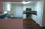 New Light Fixture & Granite Counter Tops