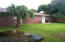 Good sized backyard!