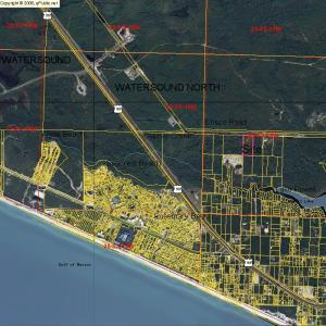 5 AC BOX TURTLE, Inlet Beach, FL 32461