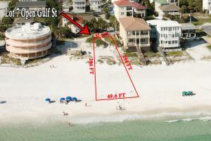 Lot 7 Open Gulf Street, Miramar Beach, FL 32550