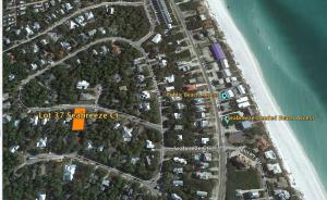 Lot 37 Seabreeze Cir, with deeded beach access