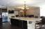 Amazing kitchen with huge island