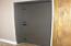 Safe room - Concrete block-rebar construction and safe door