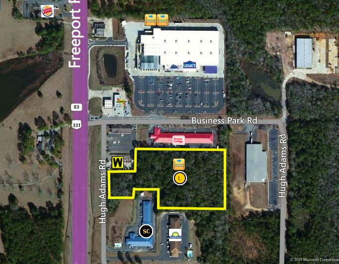 0 Hugh Adams Road, Defuniak Springs, FL 32435