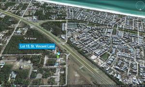000 St. Vincent Lane-Lot 15, Inlet Beach, FL 32461