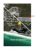 Backs up to Topsail Preserve