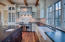 Wide open kitchen - an entertainer's dream