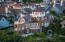 Aerial view of this grand home