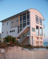 58 FEET of DIRECT BEACHFRONT ON THE Gulf of Mexico