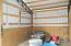 Wash Room in Barn