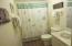Shared bath hallway