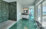 """Emerald"" master suite bathroom on the second floor."