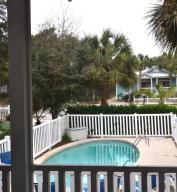 Private pool and walking distance to the beach