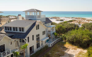 New construction on the Gulf in Watersound Beach!