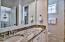 Full bath: 2nd level