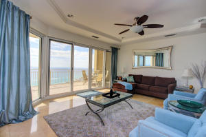 Gorgeous Unit perfectly located on the 15th floor with incredible views of the sugar white sand and emerald green waters of South Walton