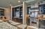 Kitchen with professional appliances