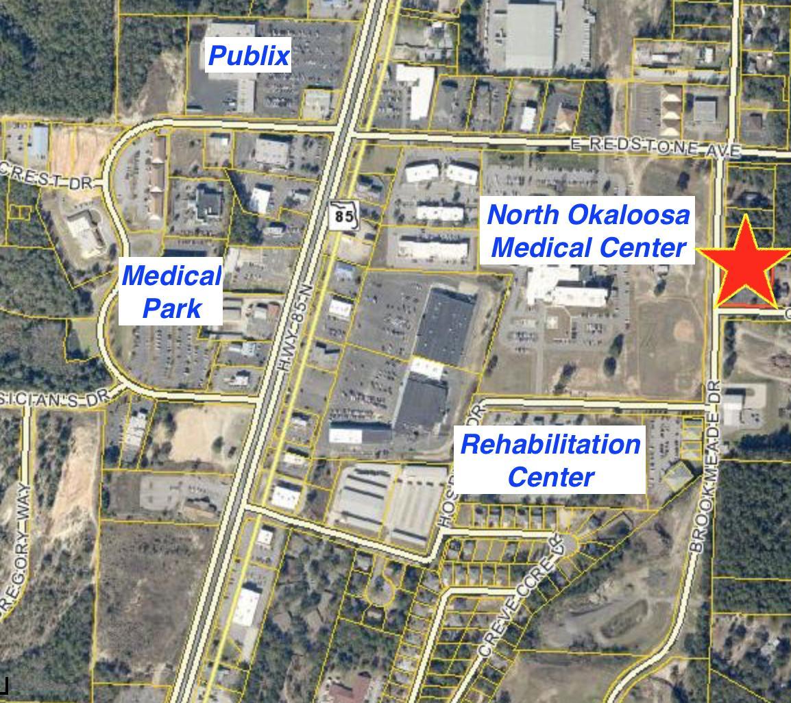 577 Brookmeade Drive, Crestview, FL 32539