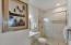 Full Bath with walk-in shower floor 3