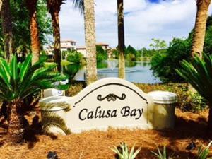 WELCOME HOME TO CALUSA BAY