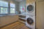 Oversized Laundry Room w/ ample storage