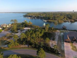 Gorgeous lot bayou and bay views
