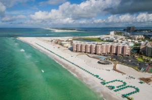 Aerial View of Destin's Coastal Classic.