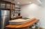 Sleek style kitchen