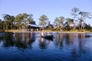 Western Lake at WaterColor. Lot 2 in Vermilion Point is situated along one of 30A's coveted Coastal Dune Lakes.
