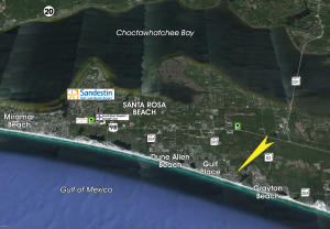 A&B 181 Maple Street, Santa Rosa Beach, FL 32459