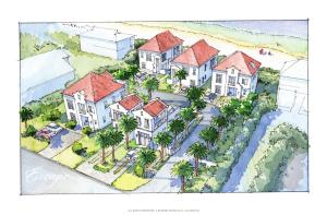 Lots 1 - 5 Pompano Street, Inlet Beach, FL 32461