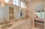 En-suite bath for junior master suite