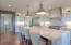 Calacatta gold kitchen countertops