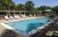 Beautiful community pool