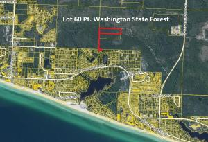 LOT 60 Pt Washington State Forest, Santa Rosa Beach, FL 32459