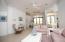 Home has abundant natural light and open concept floor plan