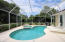 Both Master Bedroom and Second bedroom have access to pool