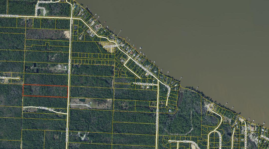 Lot 7 Nellie Drive, Santa Rosa Beach, FL 32459