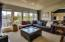 Oversized second living space