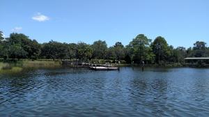Boat slips for Arboleda