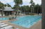 The pool at Camp Watercolor, conveniently located across the street from 106 Spartina Circle