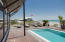 Private Pool with view of the County Gulf Conditions