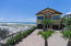 Rare Gulf-front residence bordering one half mile of preserve state lands!