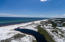 A rare Gulf-front location, bordering preserve lands and a coastal dune lake. A gem!