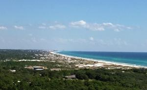 Gorgeous views of the Gulf of Mexico!